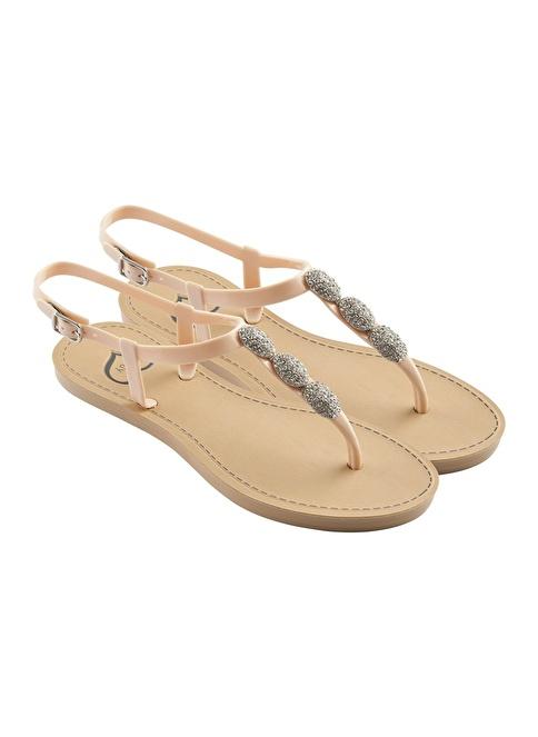 Twigy Sandalet Bej